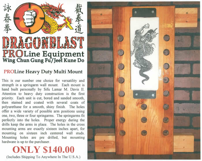 Dragon Blast Multi Mount